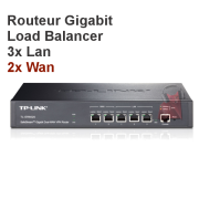 Location Routeur LoadBalancer 2 ports Wan 3 ports Lan