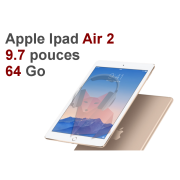 Location Tablette Apple Ipad Air 2 WiFi 64Go 4g