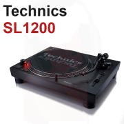 Location platine vinyle Technics SL1200 mk3