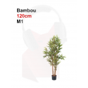 Location Bambou artificiel 120cm ignifugé