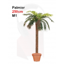 Location palmier artificiel 110cm ignifugé 110cm