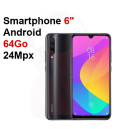 Location Smartphone Android 6 pouces 64Go 24Mpx