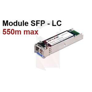 Location Module multimode SFP Mini GBIC LC