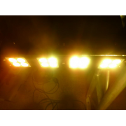 Location Barre LED BLINDER 16X3W Full Color