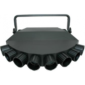 Projecteur Effet 8 Tunnels 1000W: Varytec Clams