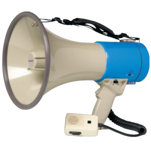 Location Megaphone Rondson 25W