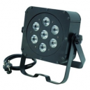 ECO: Location projecteur LED Full Color 21W 16 millions de couleurs