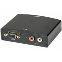 Location convertisseur VGA+Audio vers HDMI HD Ready (1024x768)