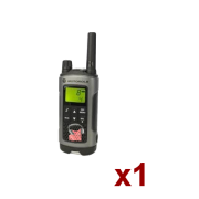 Location talkie walkie TLKR80 Extreme Tropicalisé 0.5W ultra simple pour moyens evenements