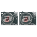Location pack 2 platines vinyle Audiophony TT-2930- Dirfect Drive - Cellule Audio-technica